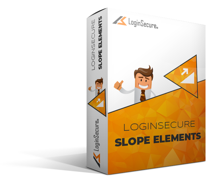 LoginSecure Slope Elements