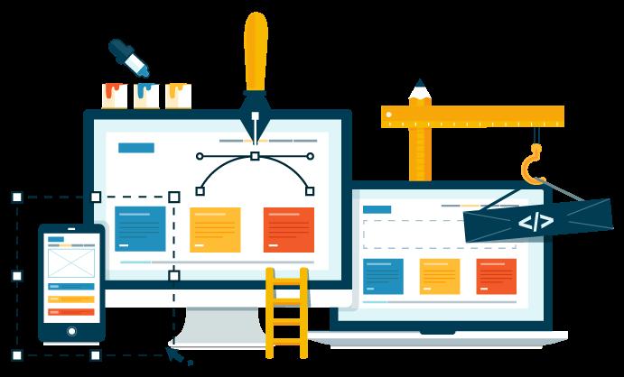 website lease responsive design